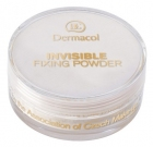Dermacol, Invisible Fixing Powder, Puder transparentny, Natural