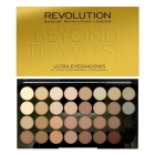 MakeUp Revolution Beyond  Flawless  Paleta 32 cieni do powiek .